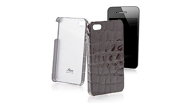 iPhone 5 Fashion Shell Case mosaic Croco