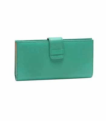 Donington Napa Slim Clutch Wallet