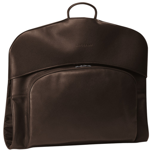 Le Foulonne Leather Garment Bag