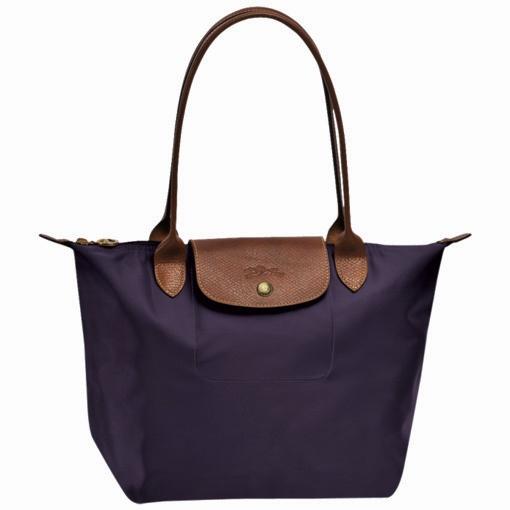 Le Pliage Medium Folding Shoulder Bag New Fall 2015 Colors