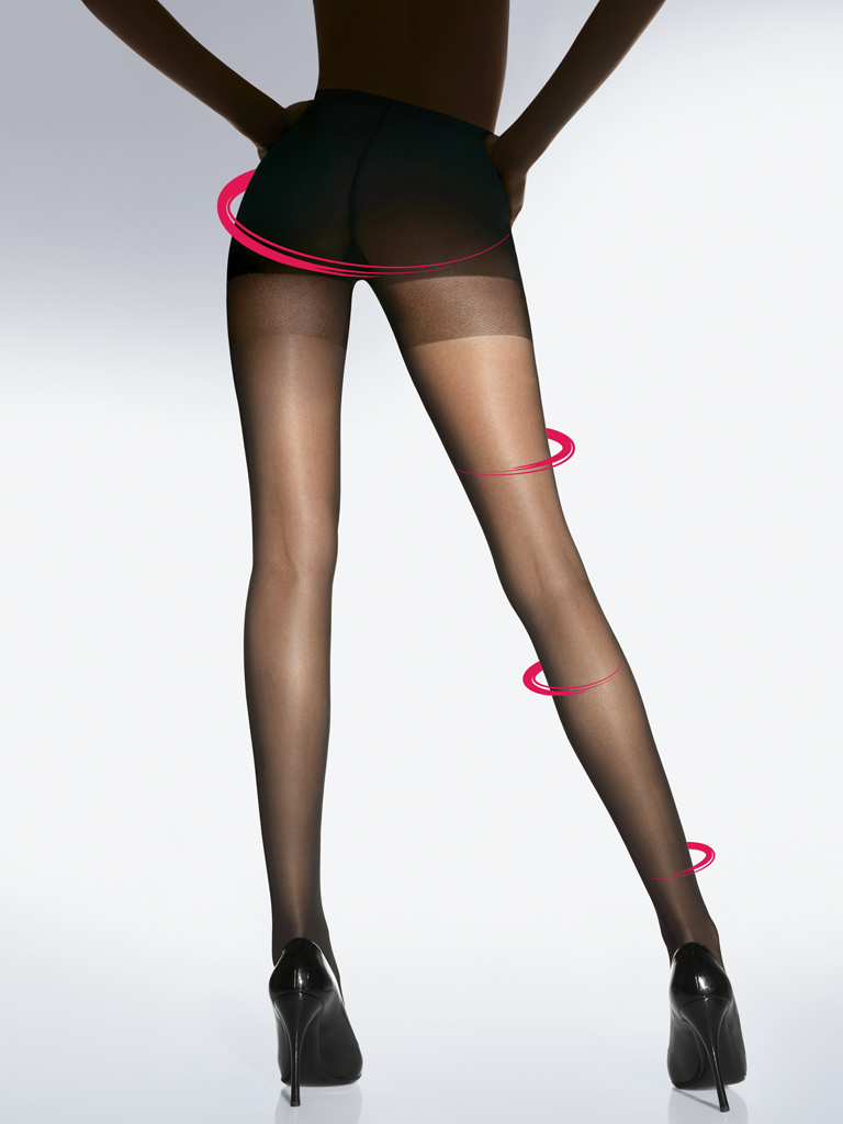 Miss W Tights Absolute Leg Support Tights