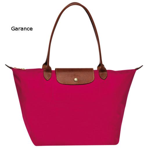 longchamp handbags le pliage medium folding shoulder bag. Black Bedroom Furniture Sets. Home Design Ideas