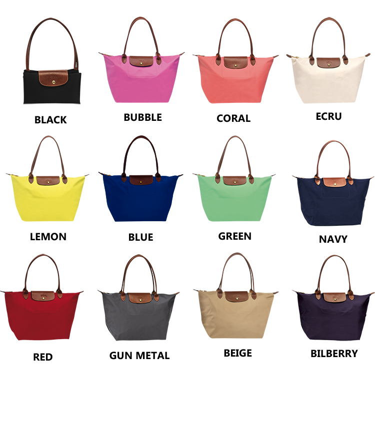 Longchamp Bubble Color